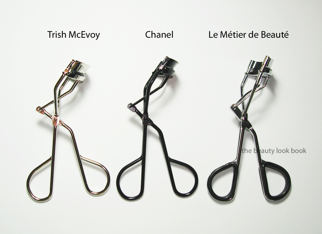 Eyelash Curlers Trish Mcevoy Chanel And Le Mtier De Beaut The