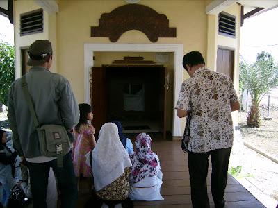 kunjungan pkh ke desa Ketingan 4