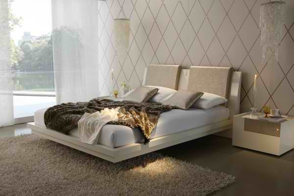 10 fabulous bedrooms decoholic for Fabulous bedroom sets