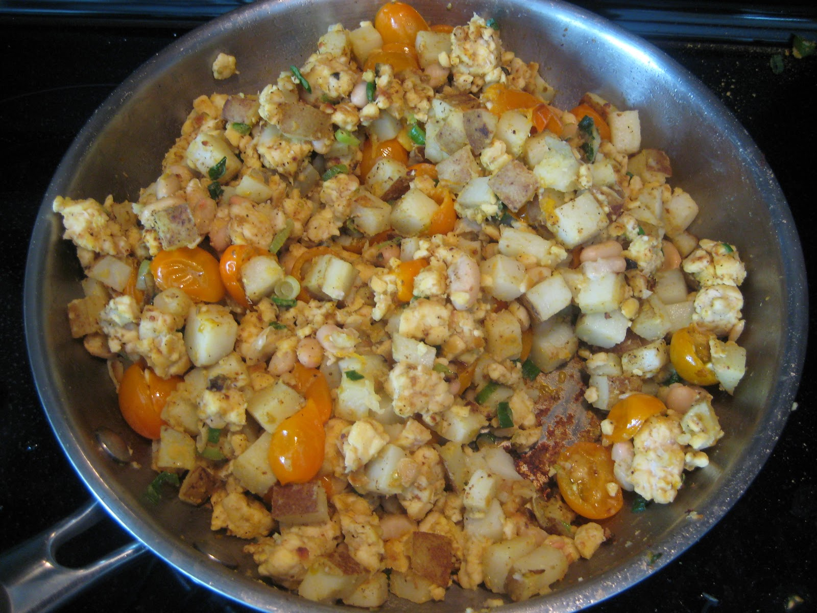 Sea Glass Stash: Southwestern Breakfast Hash