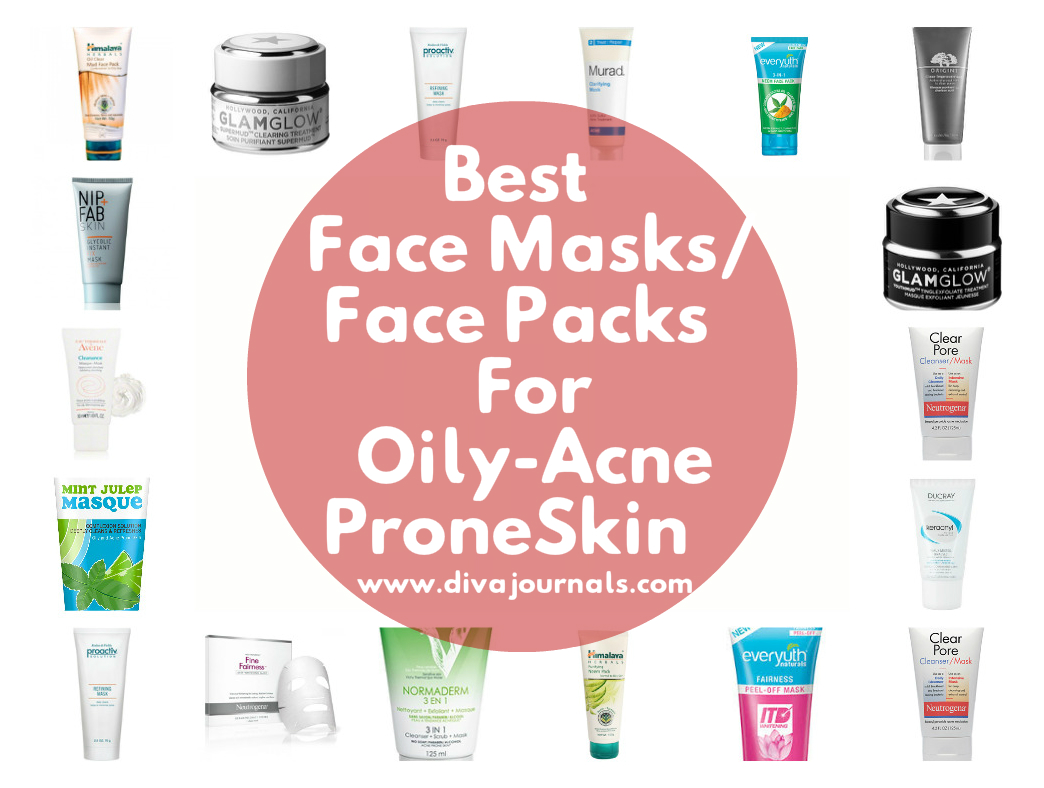best facial mask for oily skin