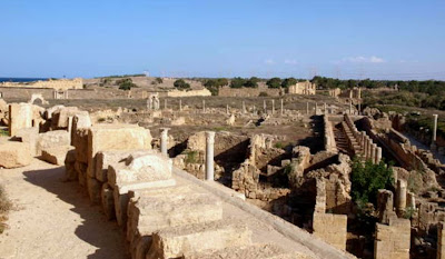 Ancient sites of Med region need maintenance, ARLEM