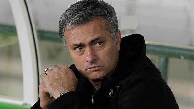 JOSE MOURINHO is Chelsea's new boss