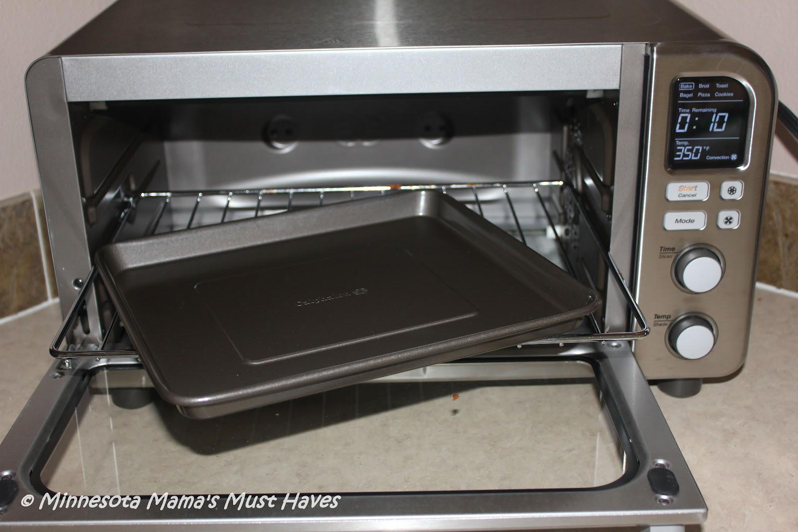 toaster watch convection digital calphalon oven youtube xl