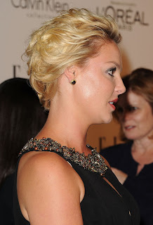 Short hairstyle Inspiration From Celebrity Katherine Heigl