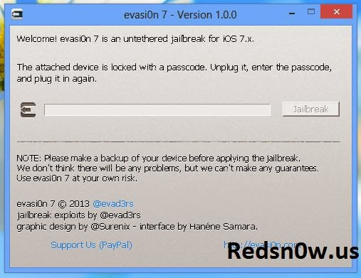 Evad3rs ios 7.0.4 jailbreak download