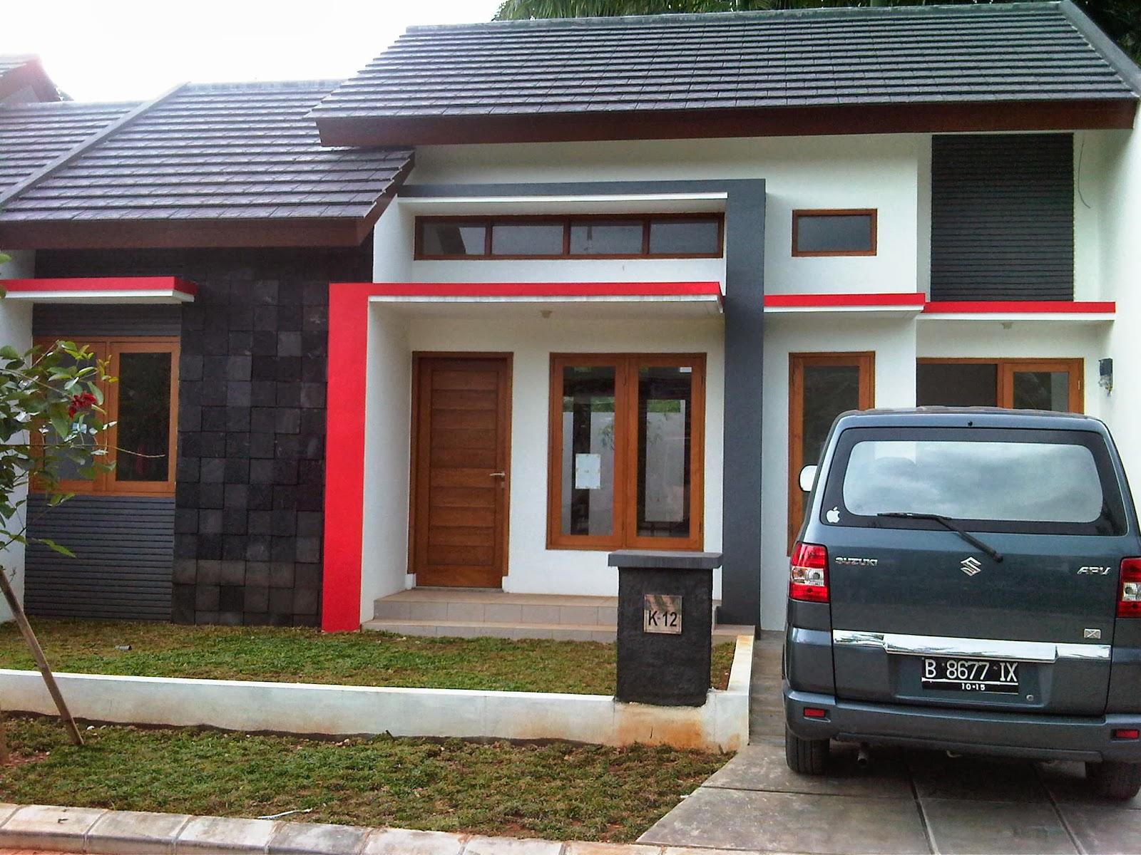 Rumah bertype 45 sederhana & Rumah Sederhana Type 45 Minimalis   Gambar Desain Rumah Minimalis