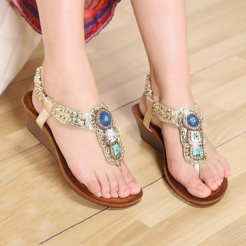 Awesome Flat Sandals Summer Wear Sandals New Sandal