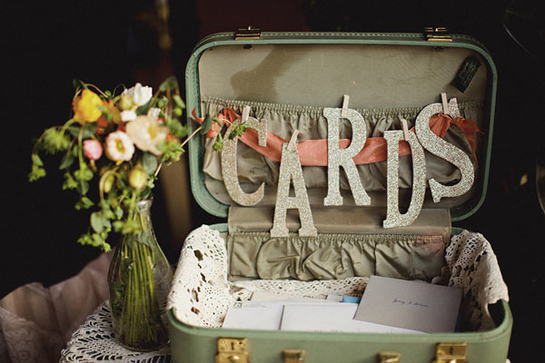 Life of a Vintage Lover Twist on Traditional The Card Box