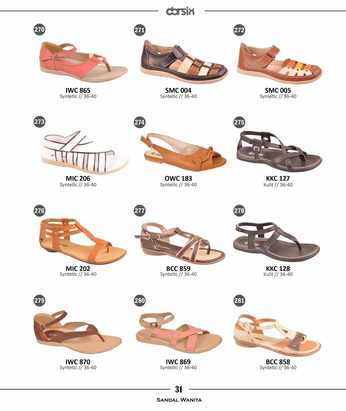 Katalog Terbaru Cbr Six 2015 2016 Distro Model Terkini Gamis Raindoz Bbr251 Sandal Wanita