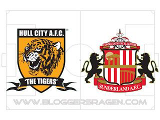 Prediksi Pertandingan Sunderland vs Hull City