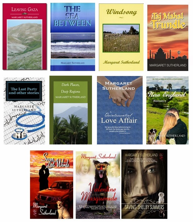 Margaret Sutherland's books