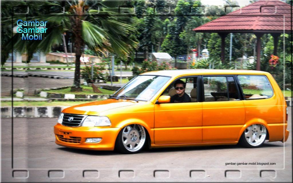 Gambar mobil kijang modifikasi - Gambar Gambar Mobil