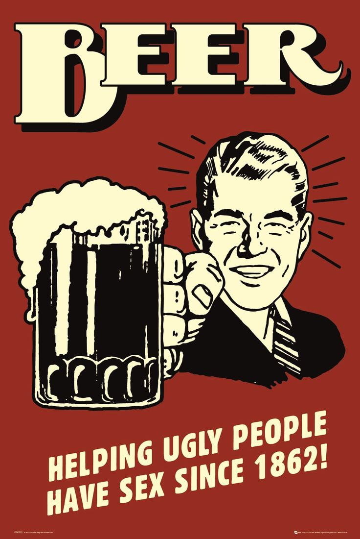 Idea Now Beer helping ugly people have sex commit error