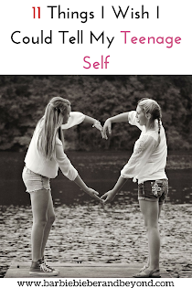 11 Things I Wish I Could Tell My Teenage Self