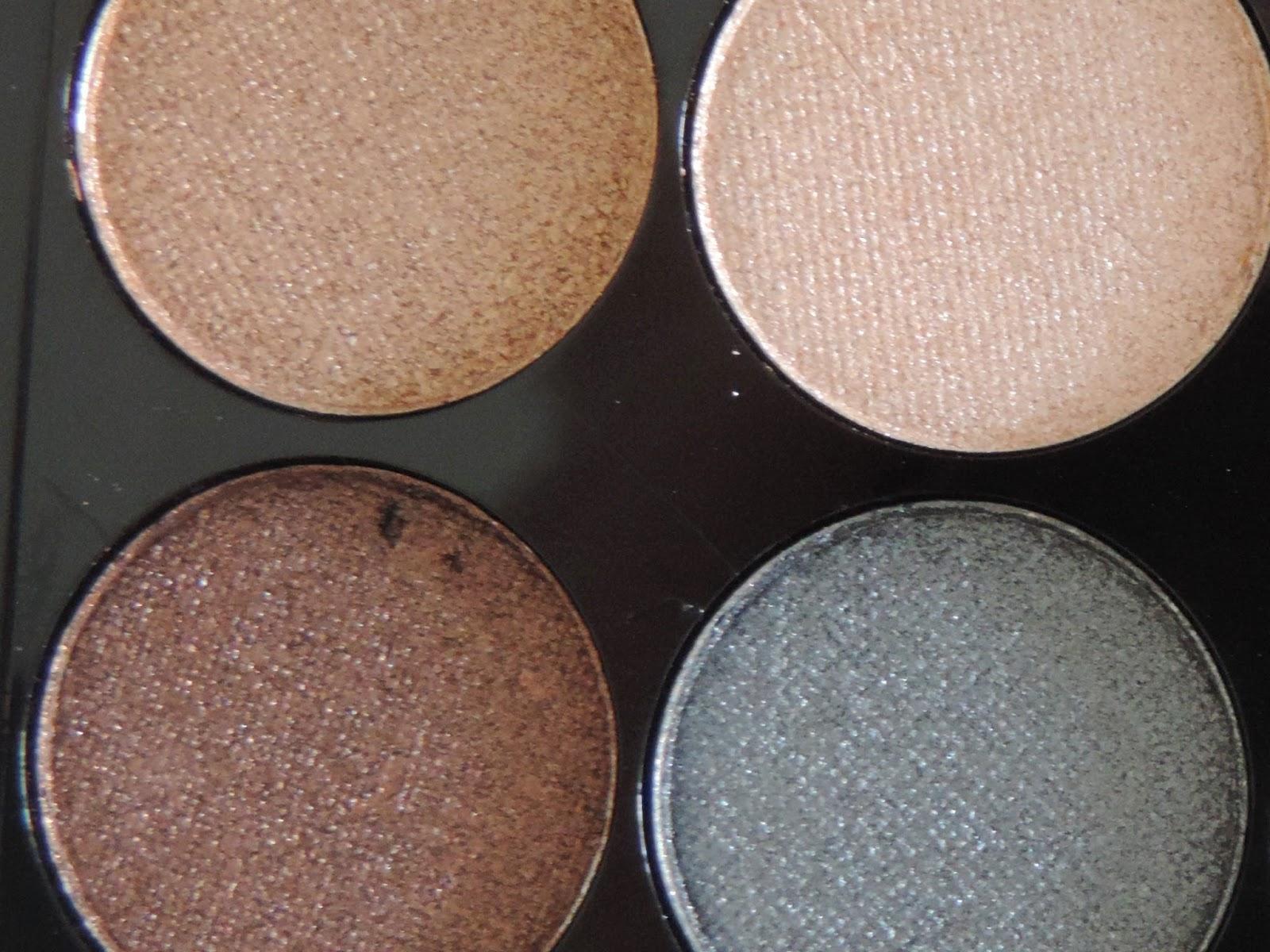 Close up of Sleek MakeUp iDivine Storm Palette