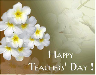 Teachers' Day PowerPoint Background 2