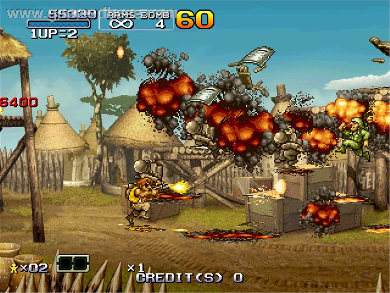 Download Game Metal Slug For PC All Version Gratis