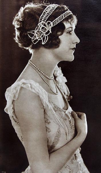 vintage portrait constance talmadge