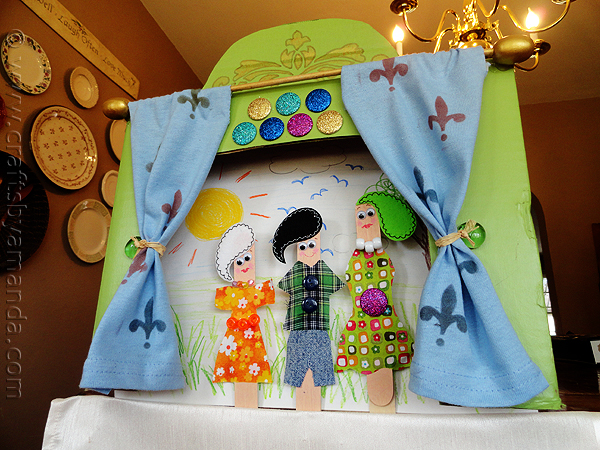 Craft Puppet Theater