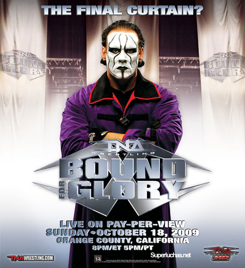 Bound For Glory 2009