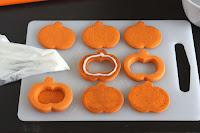 halloween trick-or-treat cookies