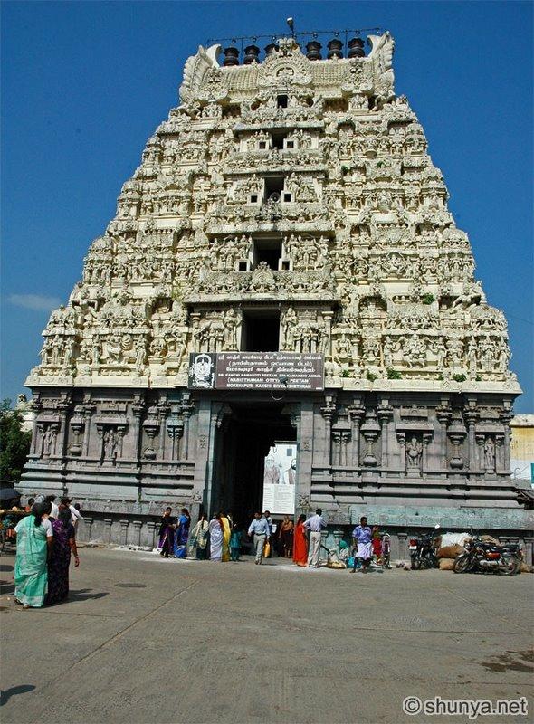 இமயம் முதல் குமரி வரை எத்தனை ஆலயங்கள்  Temple+22+Kamakshi+Kanchi