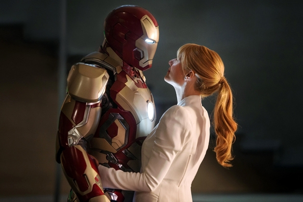 ironman and pepper potts relationship problems
