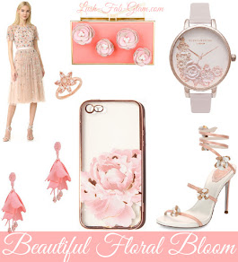 Beautiful Floral Bloom Fashion & Accessories For Spring