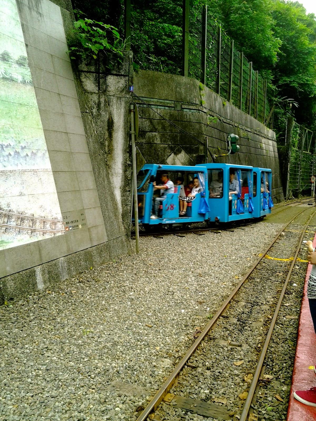 Wulai Scenic Train Taiwan