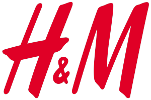 "Hennes & Mauritz: ""Fashion and quality an the best price"" (Moda y calidad al mejor precio)."