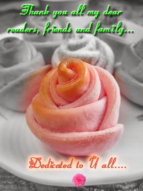 Rose recipe