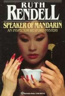 Ruth Rendell - Speaker of Mandarin
