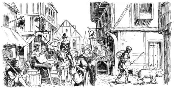 daily life of peasants during industrial revolution The industrial revolution is often accused of driving poor laborers en  the  peasant with rights and a status, with a share in the fortunes and.