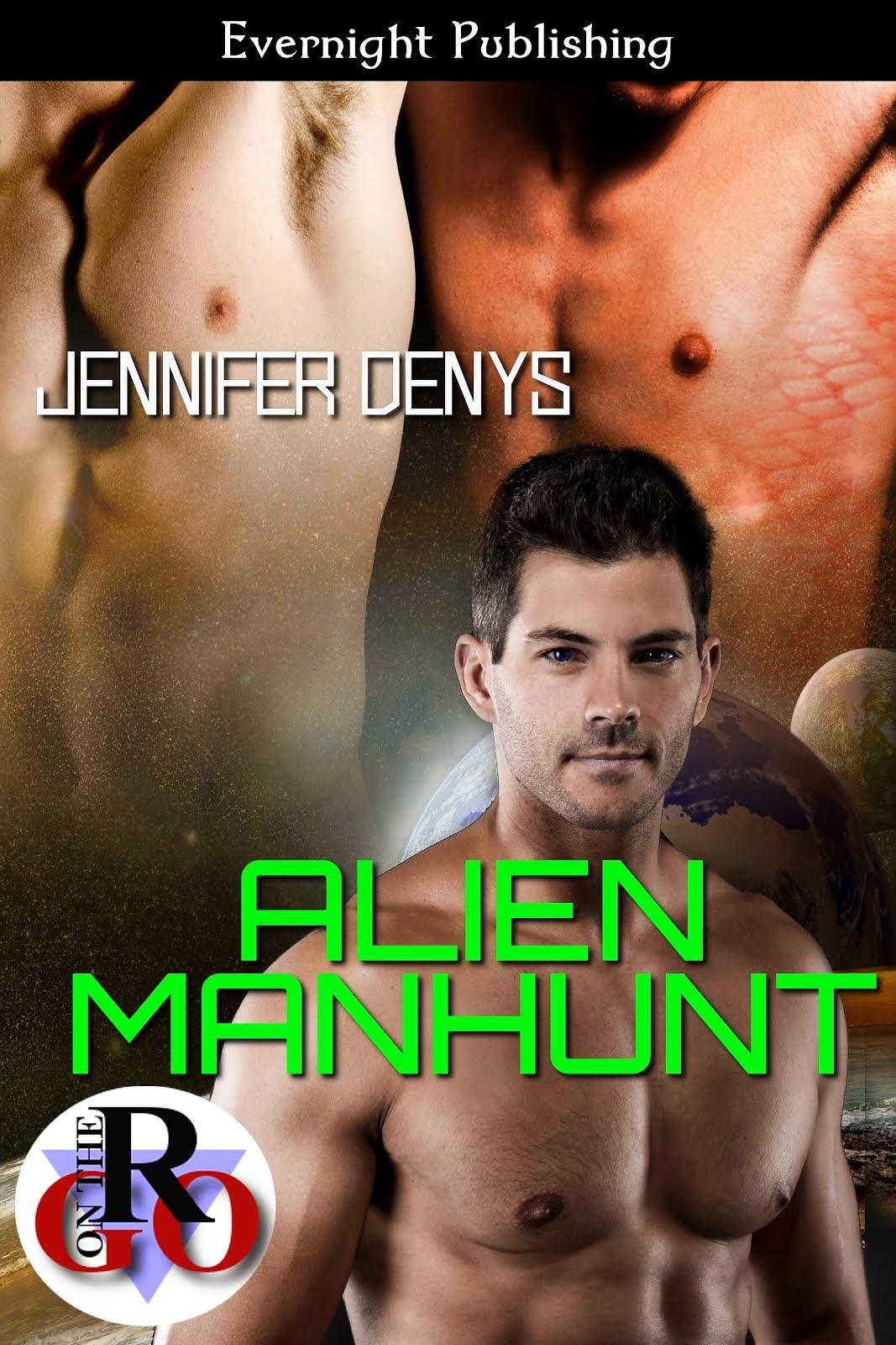 Alien Manhunt