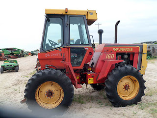 Versatile 160 parts