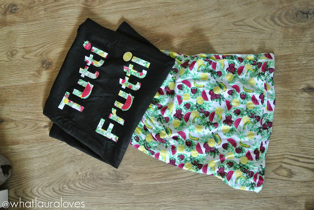 Tutti Fruitti PJs from Simply Be