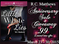 Happy Anniversary to Little White Lies!