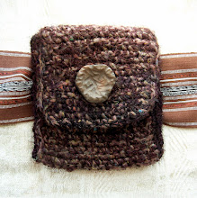 Brizel Silk Tapestry Hip Pouches