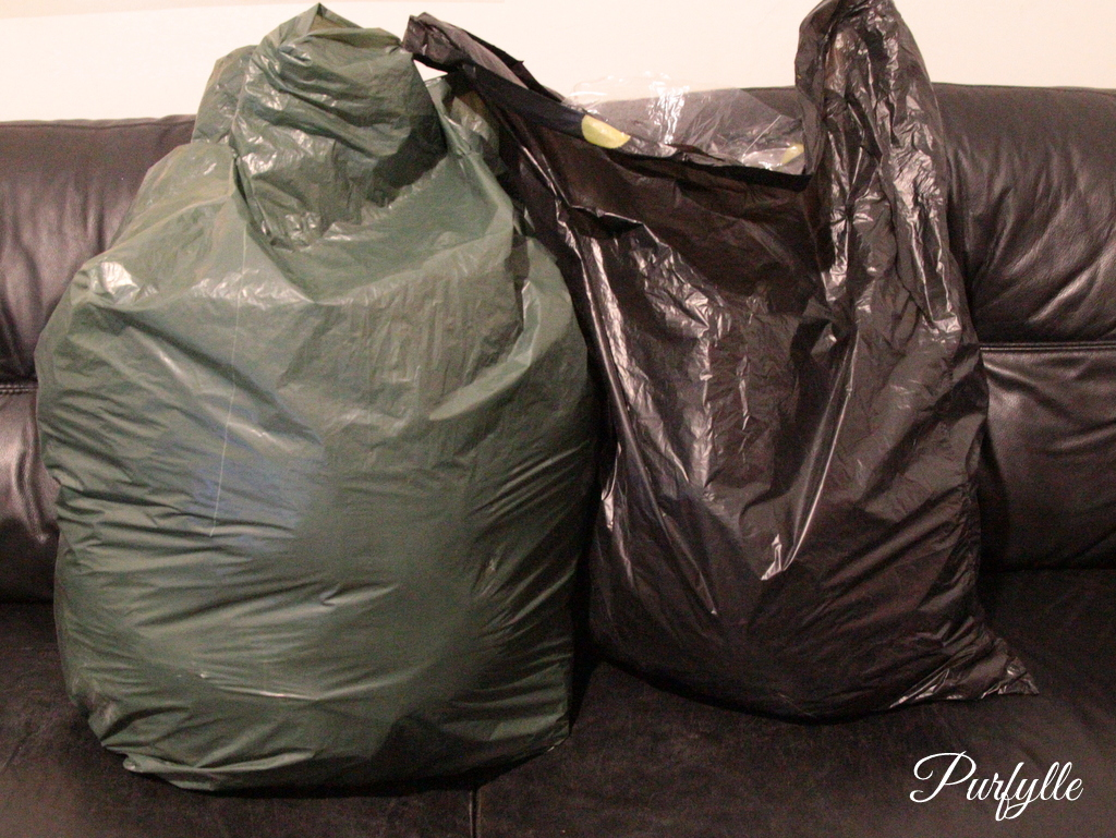 2 bags full