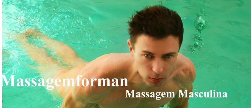 MassagemForMan - Massagem Masculina em São Paulo e massoterapeuta para homens em SP