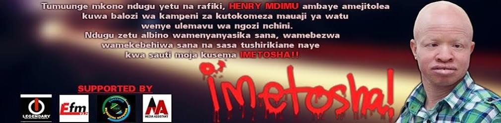 Imetosha Mdimu
