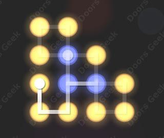 Solution, Cheats, Walkthrough for Neon Hack [Current Flow] Level 61