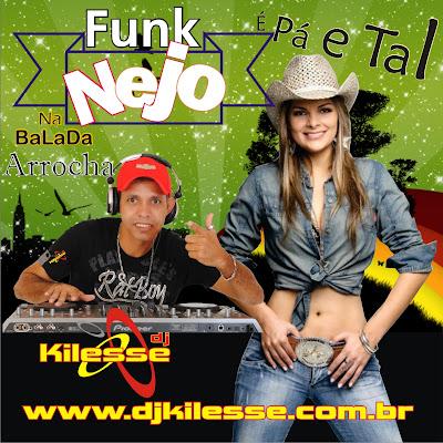Capa Funknejo Na Balada do Arrocha 2012   músicas