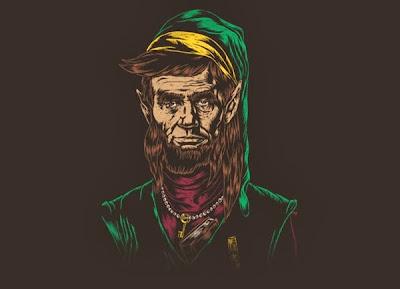 humor grafico - Abraham linkoln