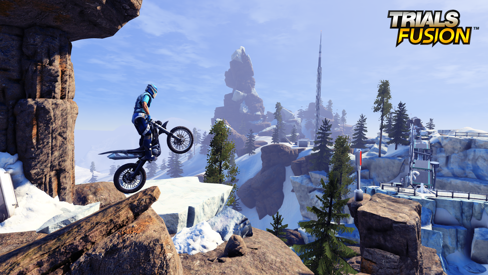 Trials Fusion is coming to PS4, PS3, Xbox 360 and Xbox One on April 16th.