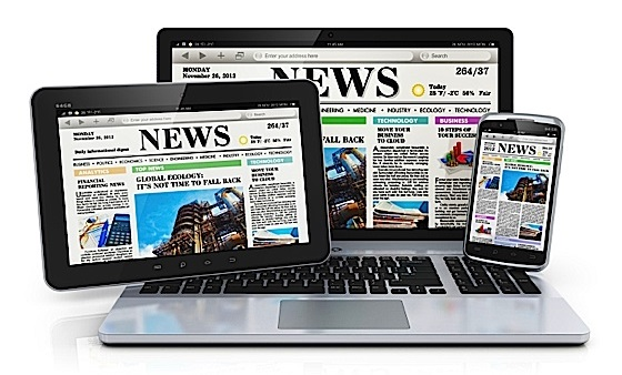 Jurnalistik Online dalam Kilasan Sejarah