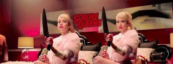 Nuevo Teaser de 'Scream Queens': Chanel Makeup Knife