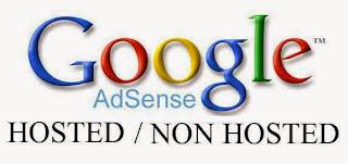 Mengetahui Perbedaan Akun Google Adsense Hosted Dan Non Hosted