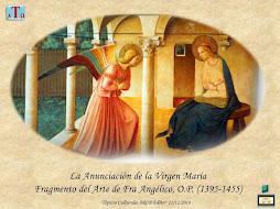 La Anunciación